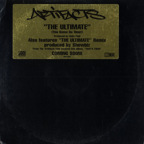 Artifacts - The ultimate