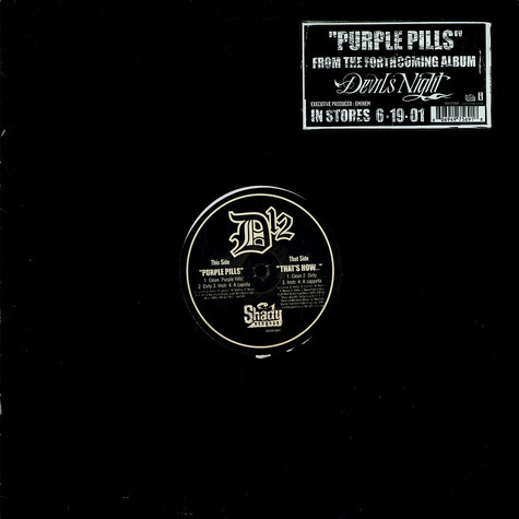 D12 - Purple Pills