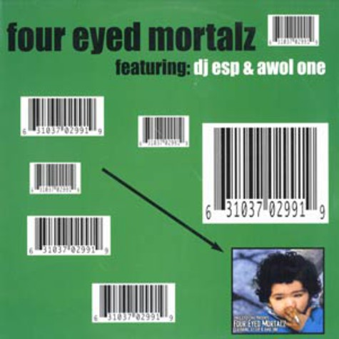Four Eyed Mortalz feat. DJ ESP & Awol One - Permanent Paradice