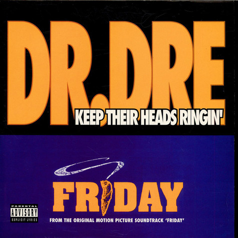 Dr.Dre - Keep their heads ringin