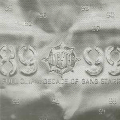 Gang Starr - Lost my ignorance / above the clouds / i'm the man / full clip / all 4 tha cash