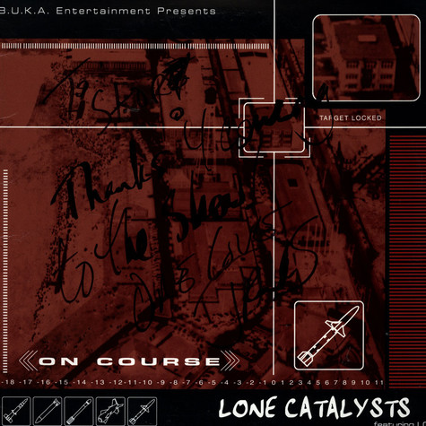 Lone Catalysts - On Course feat. LG