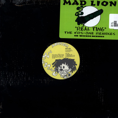 Mad Lion - Real ting