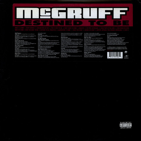 Herb McGruff - Destined To Be