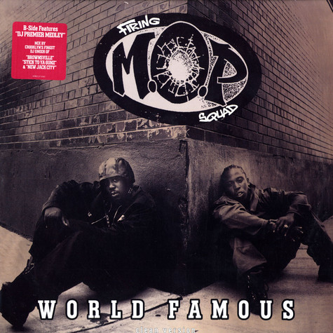 M.O.P. - World Famous (Clean Version)