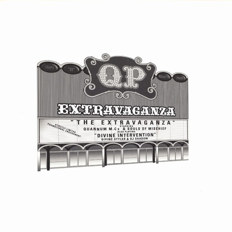 Quannum Project - The extravaganza feat. Souls of Mischief