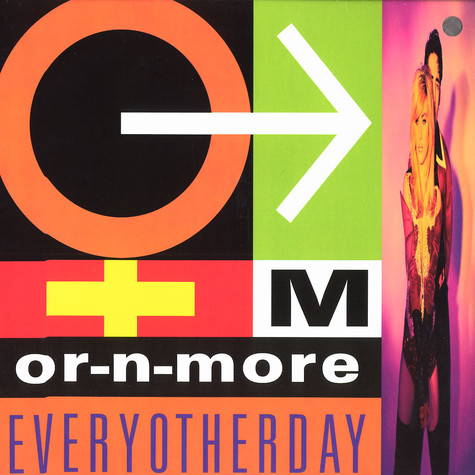 Or-N-More - Everyotherday