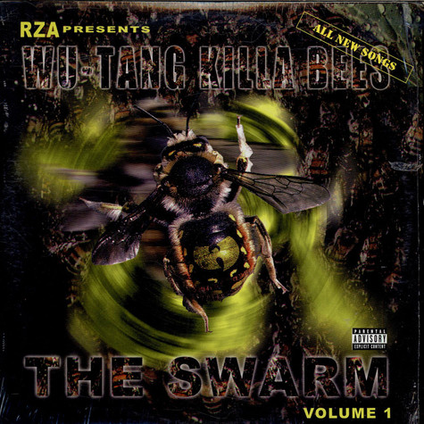 RZA Presents Wu-Tang Killa Bees - The Swarm (Volume 1)