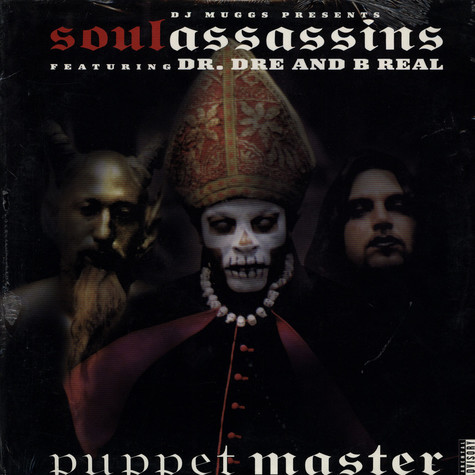 Soul Assassins feat. Dr.Dre & B Real - Puppet master