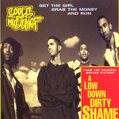 Souls of Mischief - Get the girl grab the money and run