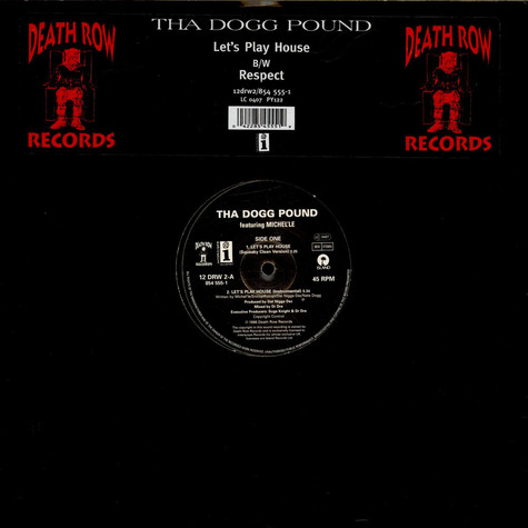 Dogg Pound, Tha - Let's Play House
