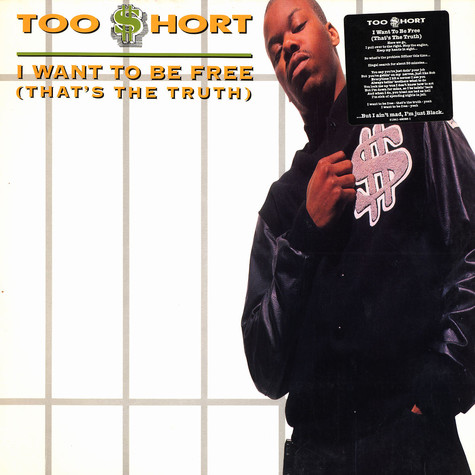 Too Short - I Want To Be Free