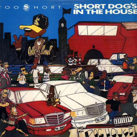 Too Short - $hort Dog's In The House