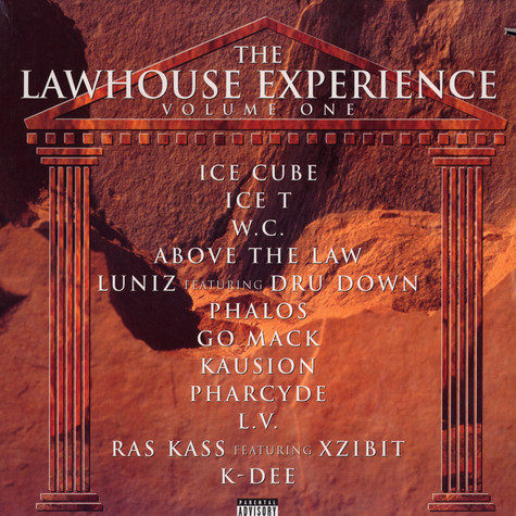 V.A. - The Lawhouse Experience, Volume One