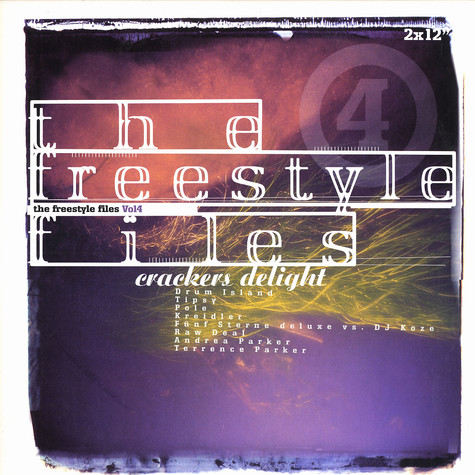 V.A. - The freestyle files vol.4