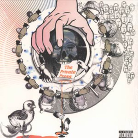 DJ Shadow - The private press