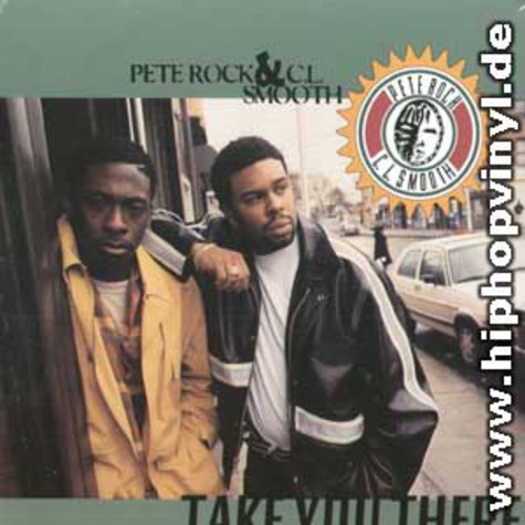 Pete Rock & CL Smooth - Take you there