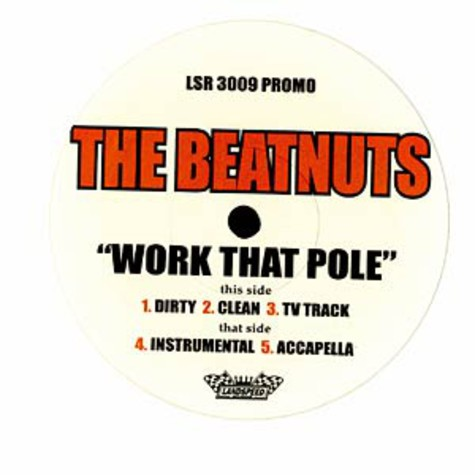 Beatnuts - Work that pole