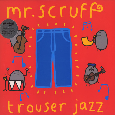 Mr.Scruff - Trouser Jazz