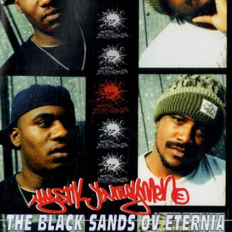 Mystik Journeymen - The Black Sands Ov Eternia