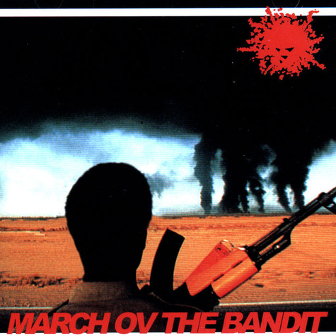 Sunspot Jonz - March ov the bandit