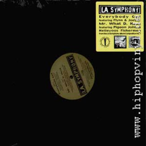 LA Symphony - Everybody get feat. Flynn & Joey L