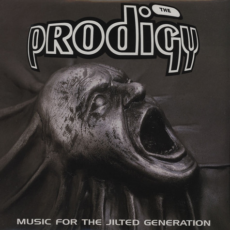 Prodigy The Music For The Jilted Generation Vinyl 2lp