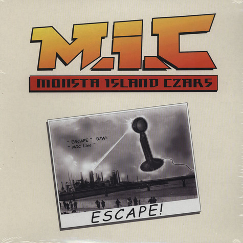 Monsta Island Czars - Escape / Mic line