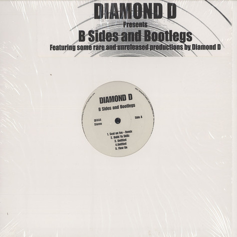 Diamond D - B-Sides And Bootlegs