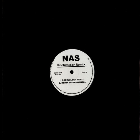 Nas - Made you look Rockwilder remix