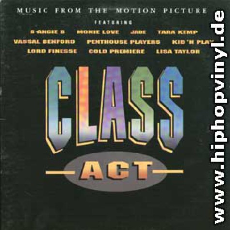V.A. - OST Class act