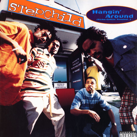 Stepchild - Hangin Around
