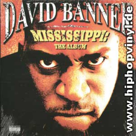 David Banner - Mississippi The Album