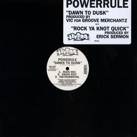Powerrule - Dawn to dusk