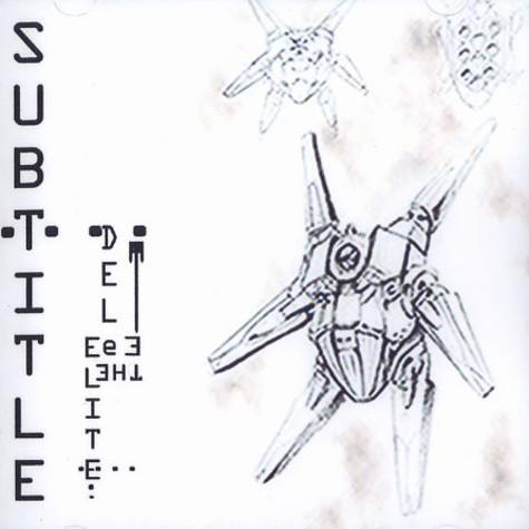 Subtitle - Delete The Elite