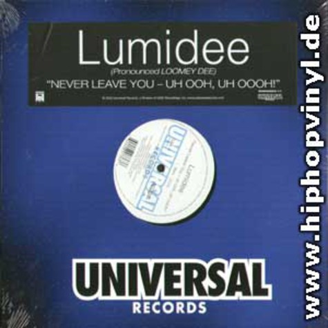 Lumidee - Never leave you