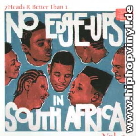 V.A. - No edge ups in south africa