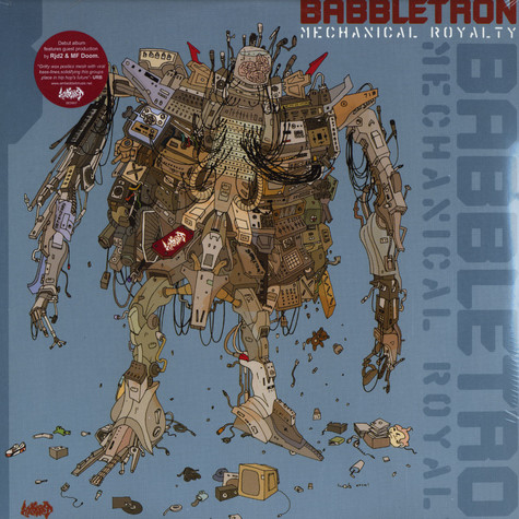 Babbletron - Mechanical royalty