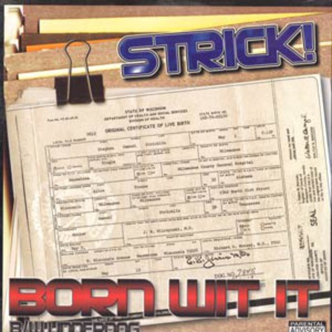 Strick - Born wit it