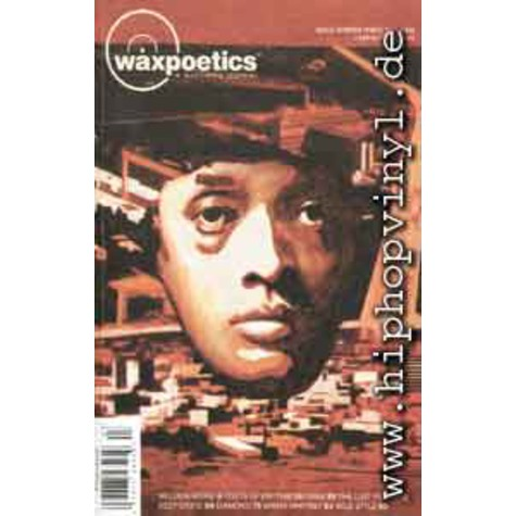 Waxpoetics - Issue 3