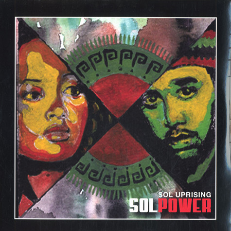 Sol Uprising (Lil Sci of Scienz Of Life & Stacy Epps) - Sol power