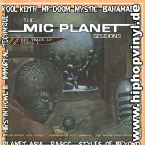 V.A. - Mic planet sessions