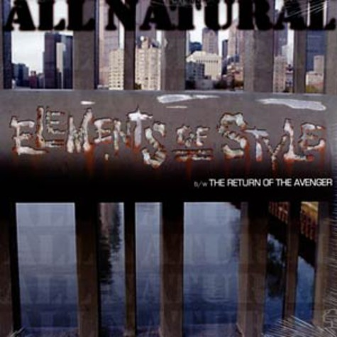 All Natural - Elements Of Style Feat. Iomos Marad & Allstar of Daily Plannet