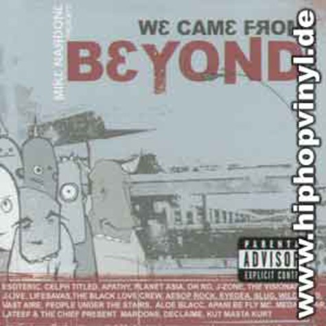 Mike Nardone presents - We came from beyond vol. 2