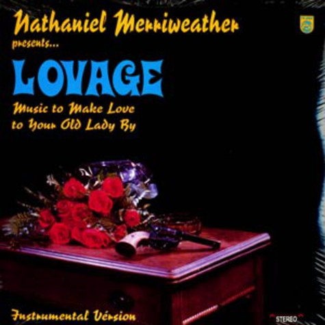 Dan the Automator - Lovage Instrumentals