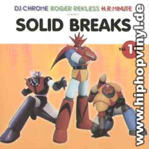 DJ Chrome - Solid breaks