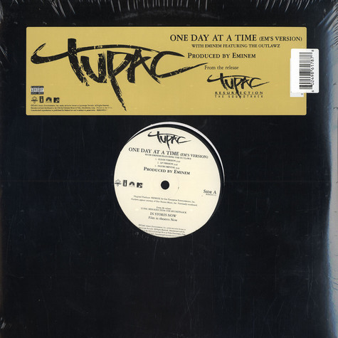 2Pac - One day at a time (Em's version) feat. The Outlawz