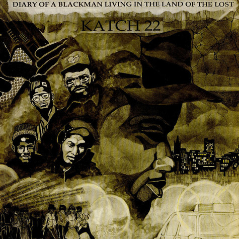 Katch 22   - Diary Of A Blackman Living In The Land Of The Lost