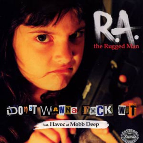 R.A. The Rugged Man - Don't wanna fuck wit feat. Havoc of Mobb Deep