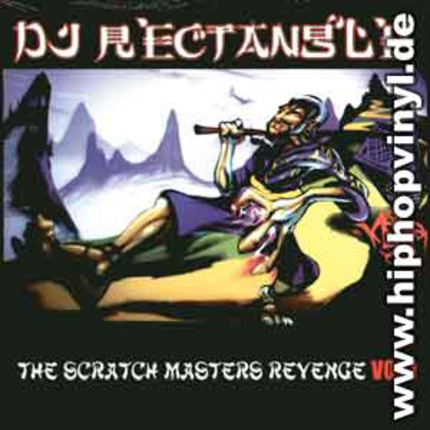 DJ Rectangle - Scratch masters revenge